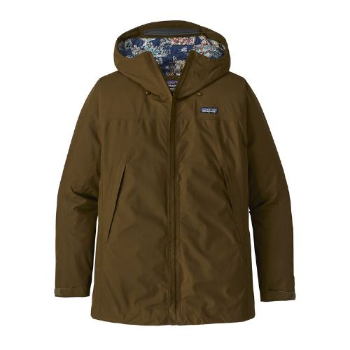 Patagonia Departure Jacket (Sediment - small)